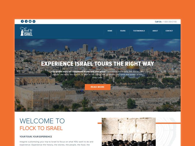 Flock to Israel